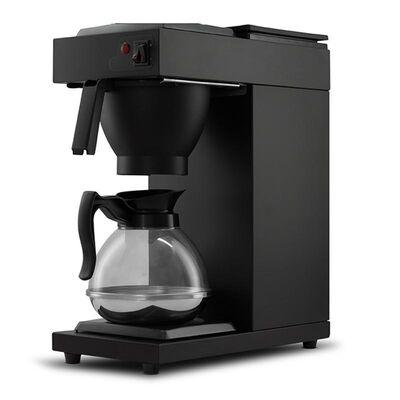 Cafemarkt Filtre Kahve Makinesi, Siyah