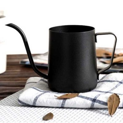 Cafemarkt - Cafemarkt Gooseneck Mini Barista Drip Kettle, 600 ml (1)