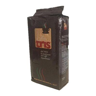 Caffe Barbera - Caffe Barbera Tris Öğütülmüş Filtre Kahve, 250 gr (1)