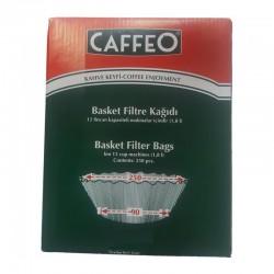 Caffeo Kahve Filtre Kağıdı, 250/90 mm, 1000 Adet - Thumbnail
