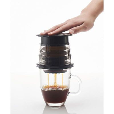 Cafflano Kompact Kahve Demleyici, Manuel