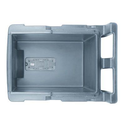 Cambro - Cambro Buz Taşıma Arabası, Sürgülü, 57 kg (1)