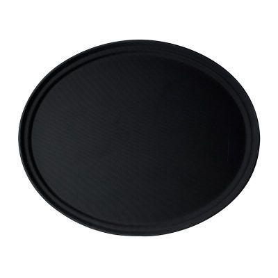 Cambro Camtread Servis Tepsisi, Kaymaz, Oval, 73.5x60 cm