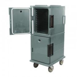 Cambro Thermobox, Mobil Tekerlekli, 12 Küvet - Thumbnail