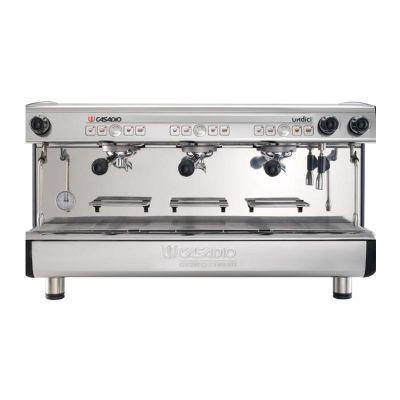 Casadio Undici A-3 Tall Cup Espresso Kahve Makinesi, Tam Otomatik 3 Gruplu
