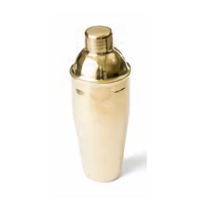 Biradlı Kokteyl Shaker, Çelik, 500 cl, Altın