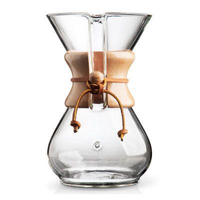 Chemex - Chemex 6 Cup, Ahşap Tutacaklı (1)