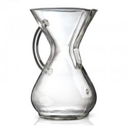 Chemex 6 Cup, Cam Tutacaklı - Thumbnail