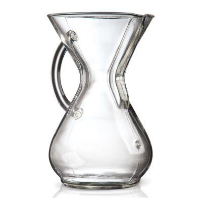 Chemex 6 Cup, Cam Tutacaklı