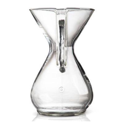 Chemex - Chemex 6 Cup, Cam Tutacaklı (1)
