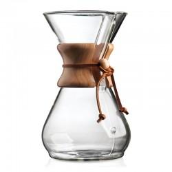 Chemex 8 Cup, Ahşap Tutacaklı - Thumbnail