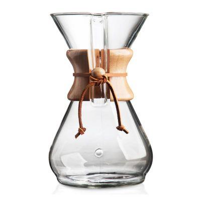 Chemex - Chemex 8 Cup, Ahşap Tutacaklı (1)