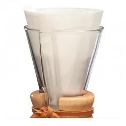Chemex Filtre Kağıdı, 3 Cup Model İçin, 100 Adet - Thumbnail