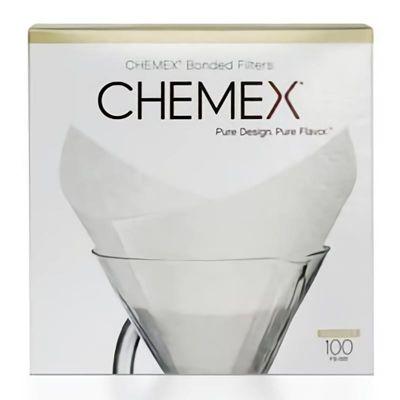 Chemex Filtre Kağıdı, 6-8 Cup Model İçin, 100 Adet