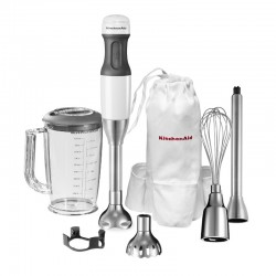 KitchenAid Klasik El Blender, Beyaz - Thumbnail