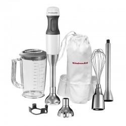 KitchenAid Klasik El Blender, Beyaz - Thumbnail