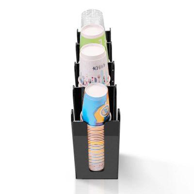 Coffee Tech - Coffee Tech Bardaklık Standı, Pleksi, 485x160x475 mm (1)