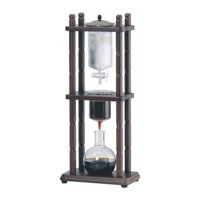 Cafemarkt Cold Brew Set, Standlı, 600 ml, 24x16x57 cm