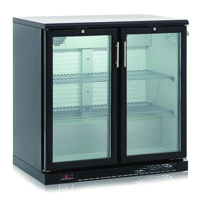 Crystal CBM 250 Bar Tipi Buzdolabı, İki Kapılı