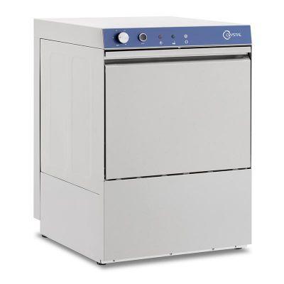 Crystal CRW 500 TPD Set Altı Bulaşık Yıkama Makinesi, Drenaj + Parlatıcı + Deterjan Pompalı