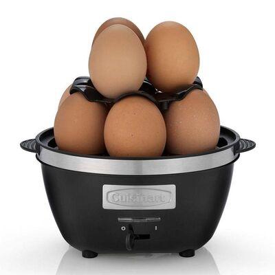 Cuisinart - Cuisinart CEC10E Çok İşlevli Yumurta Pişiricisi (1)