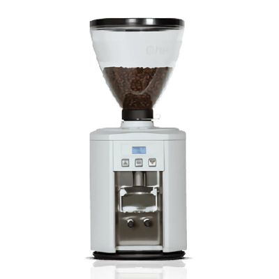 Dalla Corte DC One Cooling Kahve Değirmeni, On Demand, Beyaz
