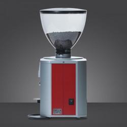 Dalla Corte DC One Cooling Kahve Değirmeni, On Demand, Parlak Kırmızı - Thumbnail