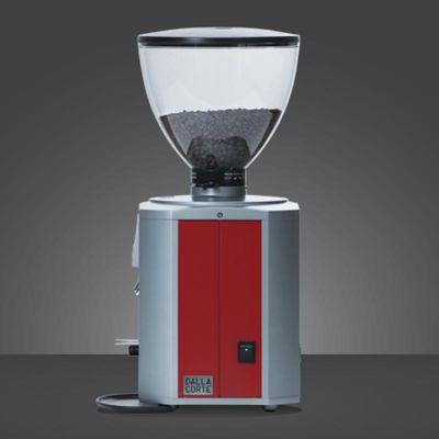 Dalla Corte - Dalla Corte DC One Cooling Kahve Değirmeni, On Demand, Parlak Kırmızı (1)