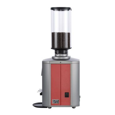 Dalla Corte - Dalla Corte DC Two Cooling Kahve Değirmeni, On Demand, Parlak Kırmızı (1)