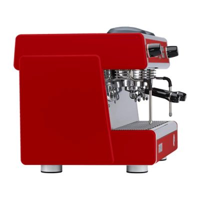 Dalla Corte - Dalla Corte Evo 2 Espresso Kahve Makinesi, 2 Gruplu, Kırmızı (1)
