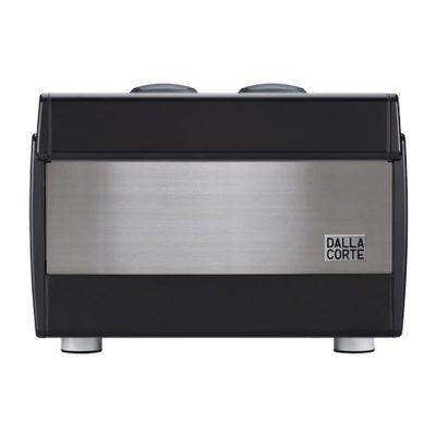 Dalla Corte Evo 2 Espresso Kahve Makinesi, 2 Gruplu, Siyah