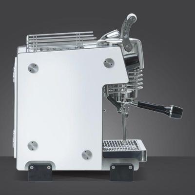 Dalla Corte Mina Espresso Kahve Makinesi, 1 Gruplu, Beyaz