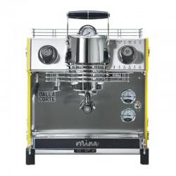 Dalla Corte Mina Espresso Kahve Makinesi, 1 Gruplu, Sarı - Thumbnail