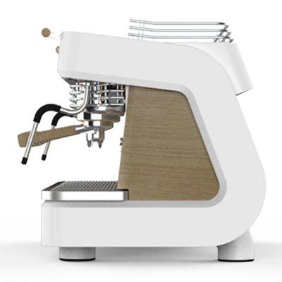 Dalla Corte - Dalla Corte XT Espresso Kahve Makinesi, 2 Gruplu, Beyaz Meşe (1)