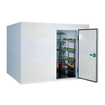 Öztiryakiler Deep Freeze, Panel-Split Tip, -22/-18 C, 500x500 cm