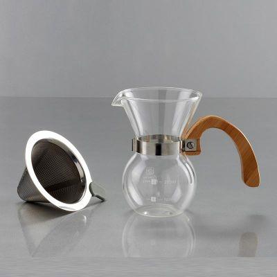 Konchero Chemex Doğal Kahve Demleyicisi, 2 Fincan