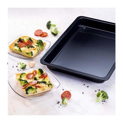 Dr. Oetker - Dr. Oetker 1308 Back Idee Kreativ Pizza Tepsisi, 42x39 cm (1)