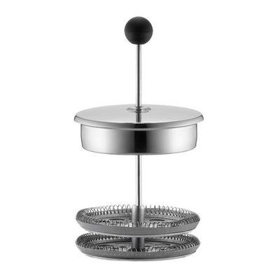 Dualit - Dualit 85120 CafeTea Termos, Çelik Filtreli, 880 ml (1)