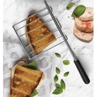 Dualit 47030 Classic Ekmek Kızartma Makinesi, 4 Hazneli, El Yapımı, 2200 W, Çelik