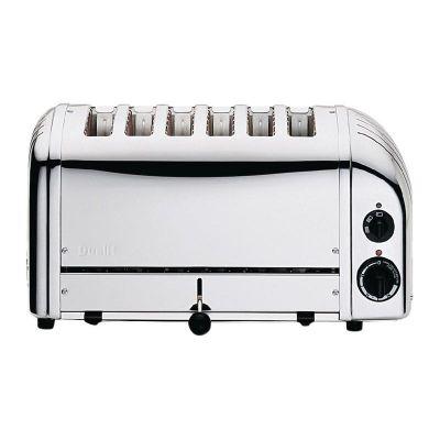 Dualit Ekmek Kızartma Makinesi, 6'lı