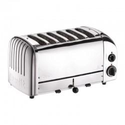 Dualit 60165 Classic Ekmek Kızartma Makinesi, 6 Hazneli - Thumbnail