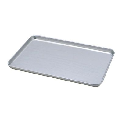 Öztiryakiler Düz Tava, Alüminyum, 1.5 mm, Kaplamasız, 40x60 cm