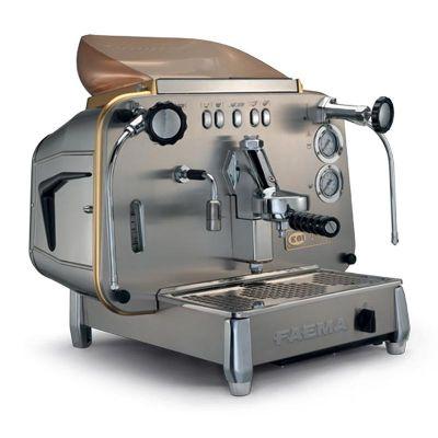 Faema E61 Jubile Kahve Makinesi, Tek Gruplu, Otomatik