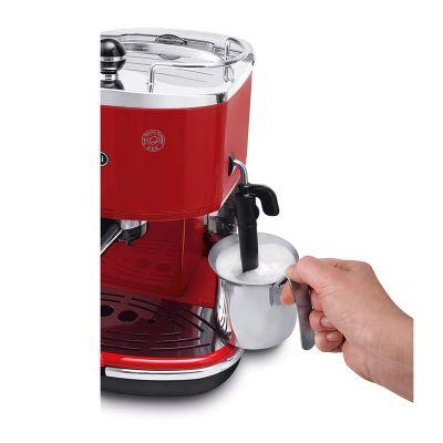 Delonghi - Delonghi ECO311.R Icona Espresso ve Cappuccino Makinesi (1)