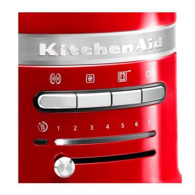 KitchenAid - KitchenAid Artisan Ekmek Kızartma Makinesi, 2'li, Kırmızı (1)