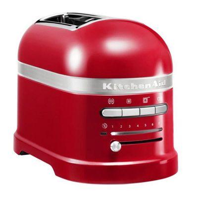 KitchenAid Artisan Ekmek Kızartma Makinesi, 2'li, Kırmızı