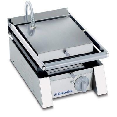 Electrolux Gril Tost Makinesi, 1 Zonlu, Alt ve Üst Kapakları Düz, 260 mm