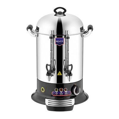 Remta Elegance Çay Makinesi, 5 L, 40 Bardak Kapasiteli