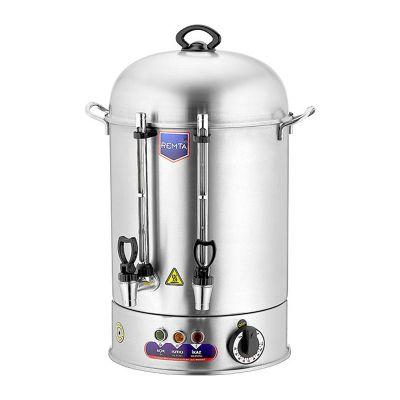 Remta - Remta Delux Çay Makinesi, 5 L, 40 Bardak Kapasiteli (1)