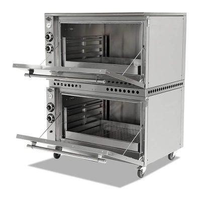 Empero - Empero Kuzu Pişirme Fırını, 2 Katlı, 121x97x158 cm (1)